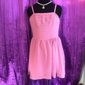 Pink Lucca Couture Dress